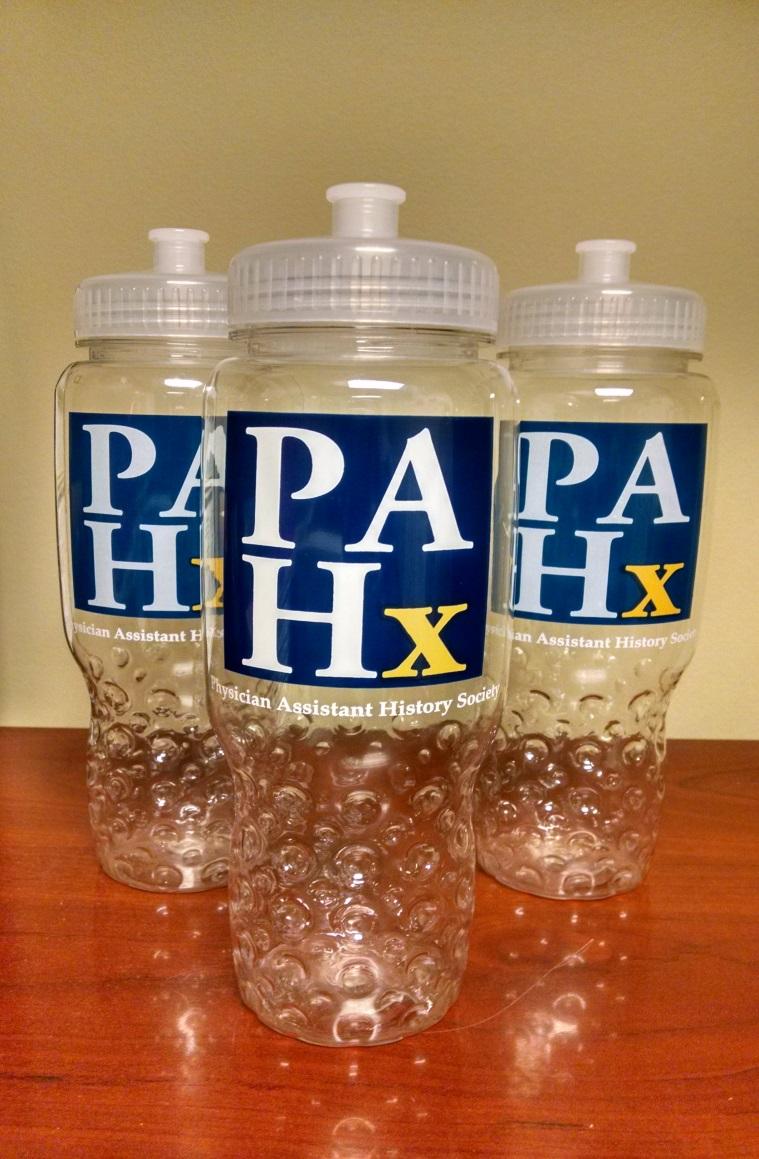 PAHX water bottles